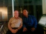 Prof L J Gooren and dr Yuan Ade Sukma